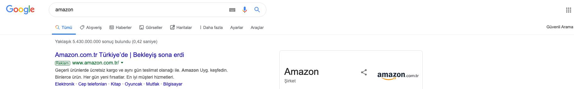 Dijitalzade.com Google ads arama ağı