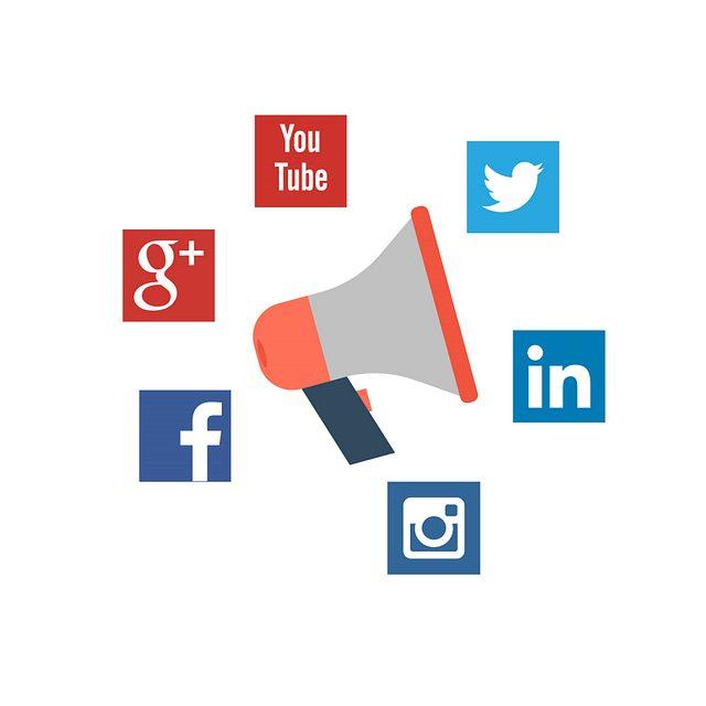 sosyal medya pazarlama görseli