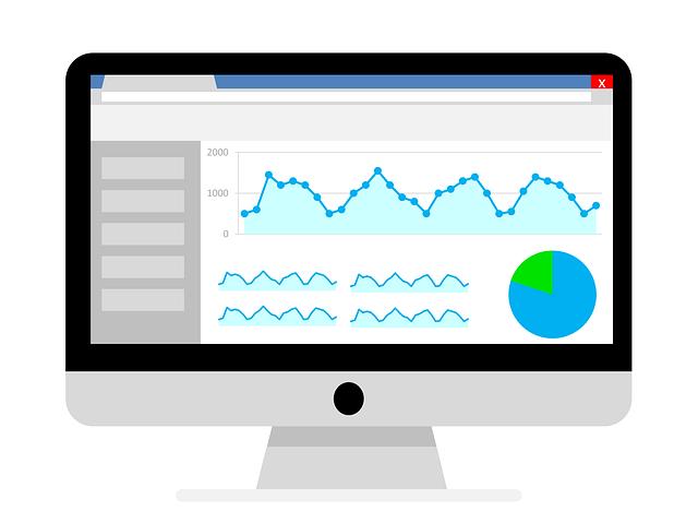 Google analytics görseli