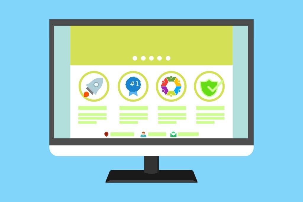 seo uyumlu domain ve hosting görseli
