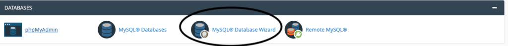 wordpress site taşıma veritabanları