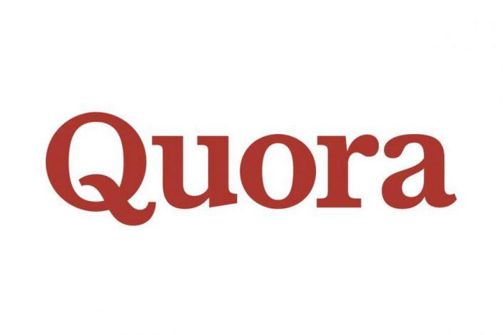 Kaliteli Backlink Alabileceğiniz Ücretsiz Siteler, Quora logo