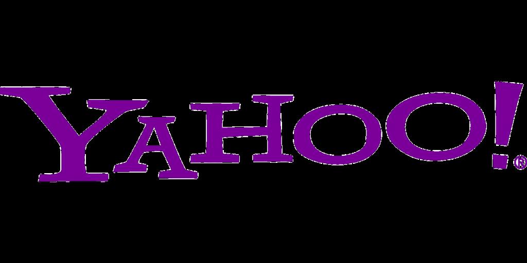 en popüler arama motorları, yahoo logo