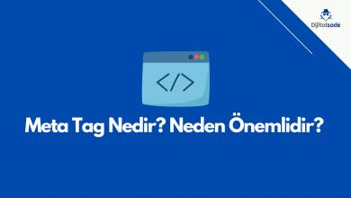 meta tag, meta etiketi nedir? SEO için neden önemlidir? içeriğinin öne çıkan görseli