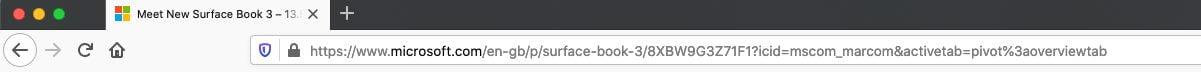 e-ticaret siteleri için önerilmeyen url yapısı