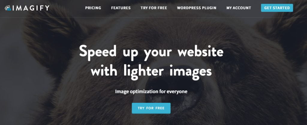 İmagify image optimizer
