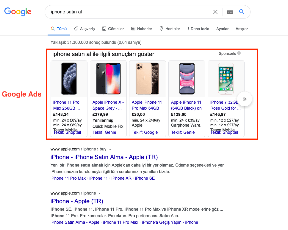 Google ads nedir?
