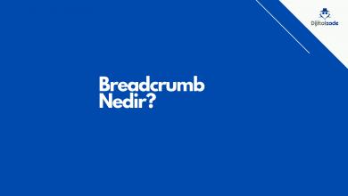 Breadcrumb nedir? Nasıl Oluşturulur öne çıkan görsel
